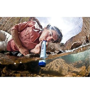 LifeStraw Bireysel Su Filtresi Pipet Matara