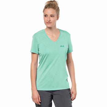 Jack Wolfskin Crosstrail T Kadın T-Shirt 1801692