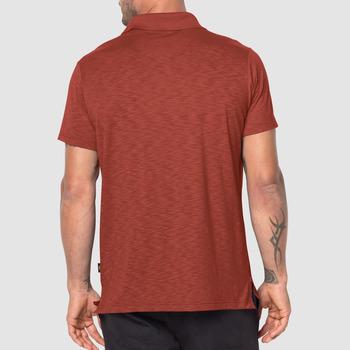 Jack Wolfskin Travel Erkek Polo T-Shirt 1804542