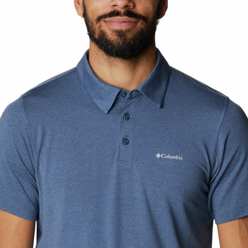 Columbia Tech Trail Erkek Polo T-Shirt AO2933