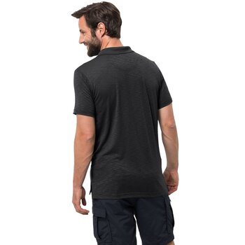 Jack Wolfskin Travel Erkek Polo T-Shirt 1804542