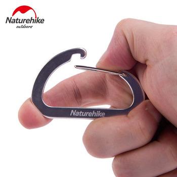 Naturehike Çok Amaçlı Karabina (NH15A002-H)