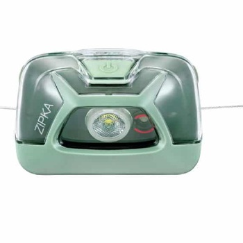 Petzl Zipka 300 Lümen Yeşil Kafa Feneri E093GA01