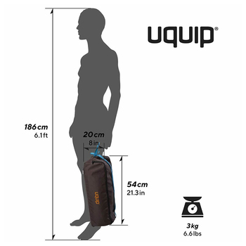 UQUIP Moony Ultra Light Kampet 244203
