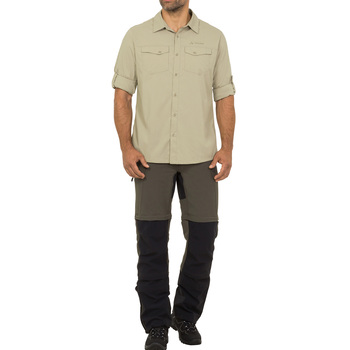 Vaude Farley II Uzun Kollu Erkek Gömlek 05599