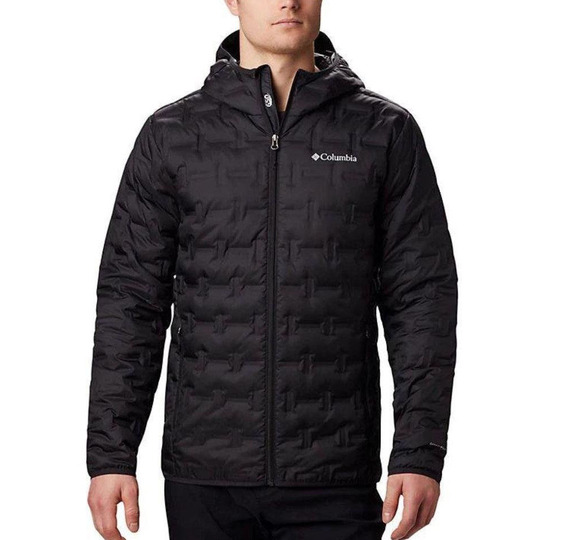 Columbia Delta Ridge Down Hooded Outdoor Kapüşonlu Erkek Mont WO0954